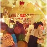 クリスマス限定ショップ商品紹介*キャンディーケース*