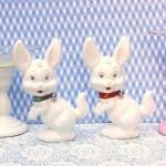 ビニールのウサギ*ヴィンテージドール