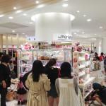 渋谷ヒカリエ ShinQs 5F 期間限定ショップ☆OPEN!