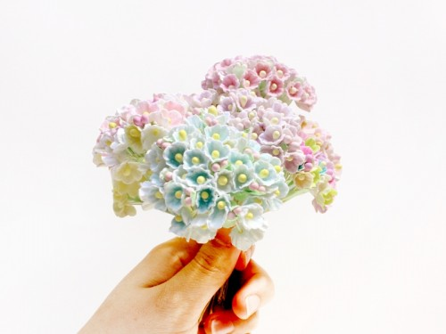 造花のブーケ ヴィンテージDeco
