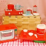 昭和の台所プラスチックのおままごとセット♡池袋パルコ*