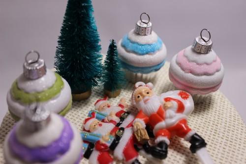 クリスマス飾り ヴィンテージDeco