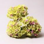 小花のブーケ イエローの造花