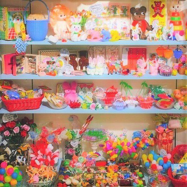 カラフルでレトロな雑貨♡アンティークTOY&ドール小物 新宿マルイアネックス店 ヴィンテージDeco