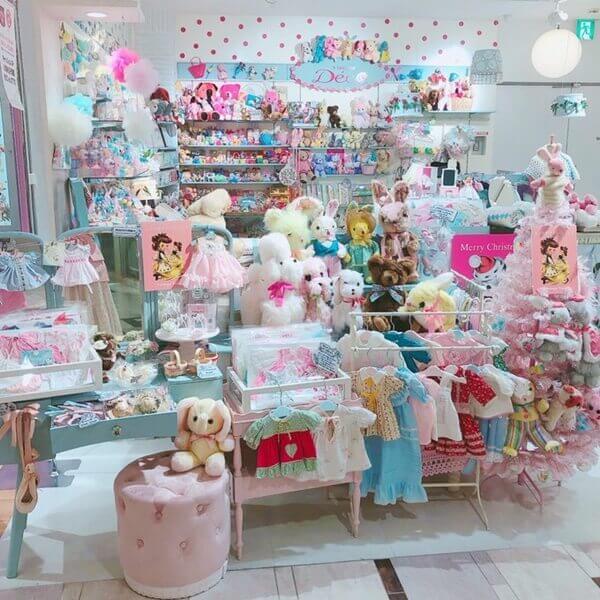 お人形好きさんのフェア 新宿店 ヴィンテージDeco